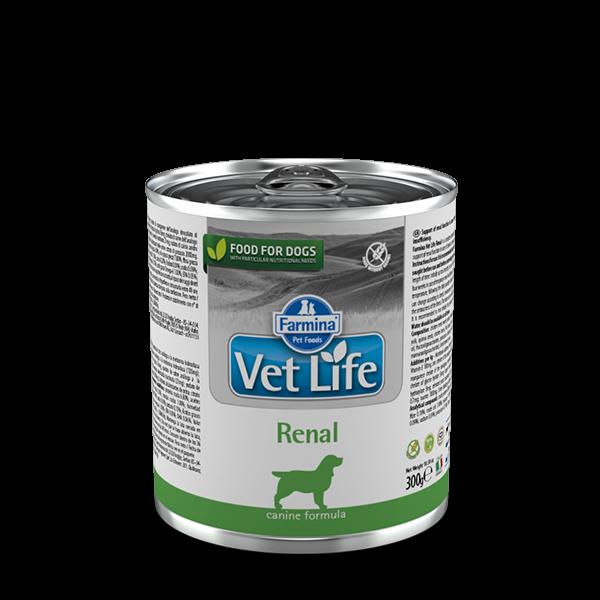 Vet Life Renal Comida Húmida Canine 300g