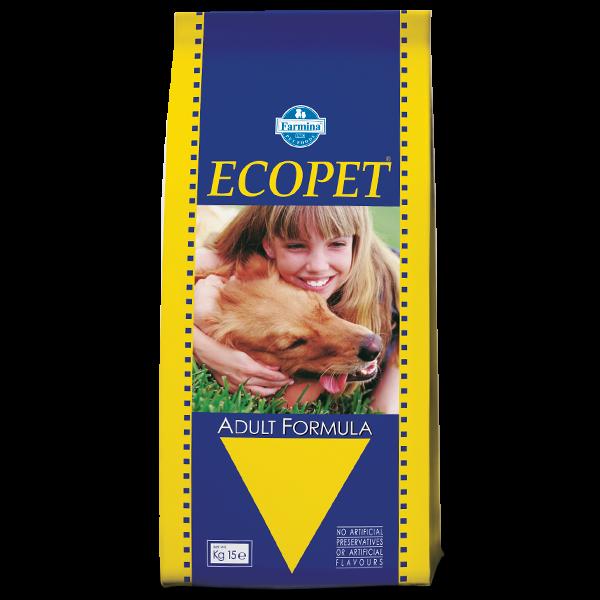 Ecopet Adult Formula 15KG