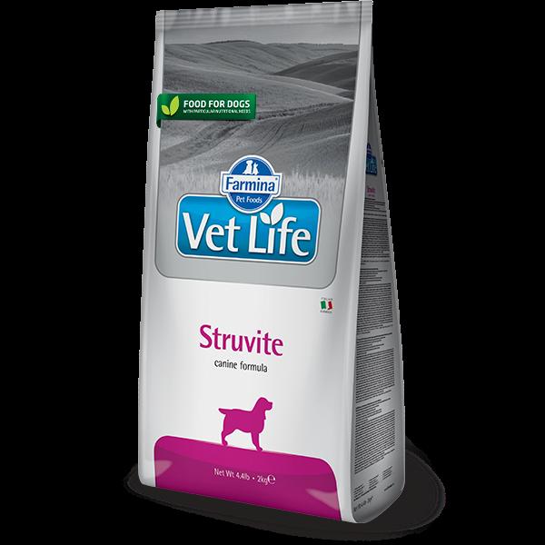Vet Life Struvite Canine-2Kg