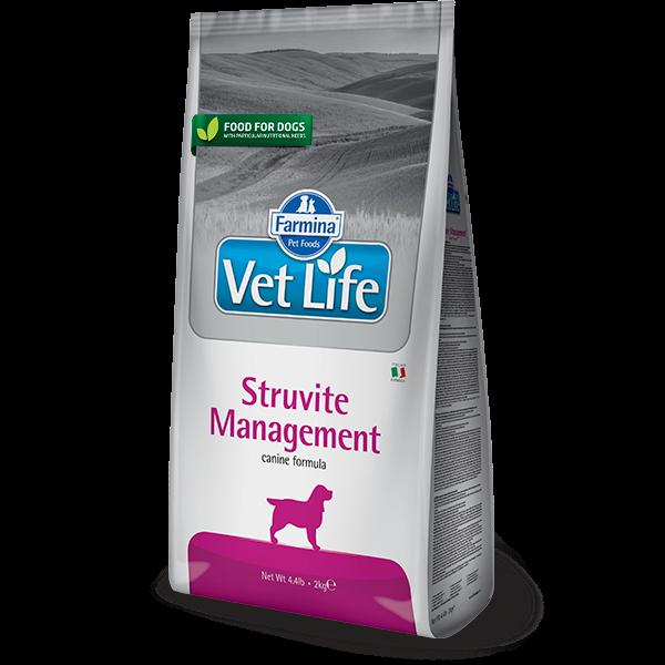 Vet Life Struvite Management Canine -2Kg