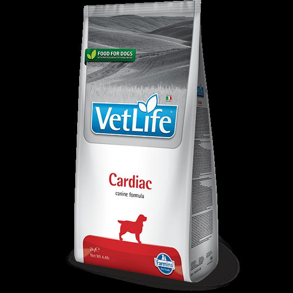 Vet Life Cardiac Canine 2Kg