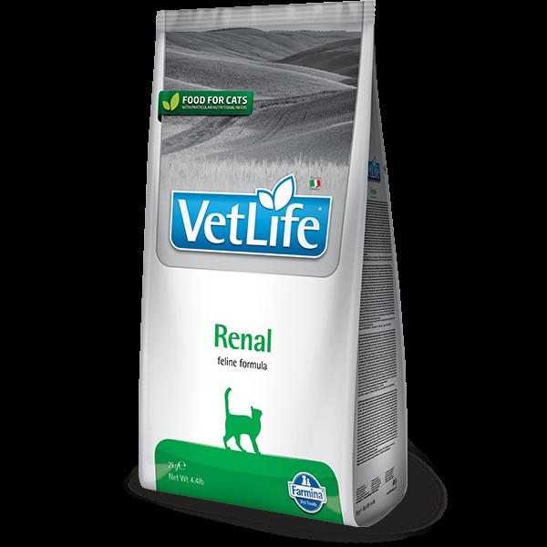 Vet Life Renal Feline -5Kg