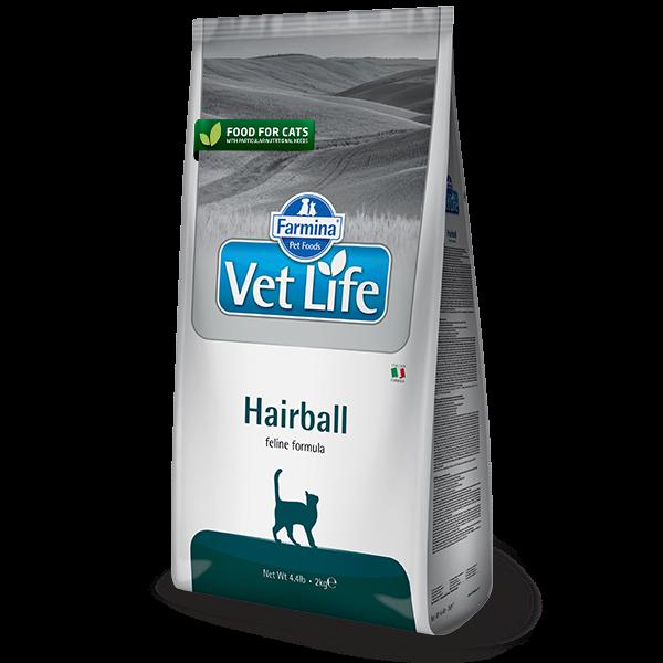 Vet Life Hairball Feline 2Kg