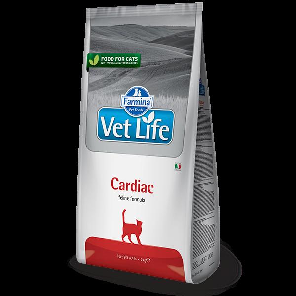 Vet Life Cardiac Feline 2Kg