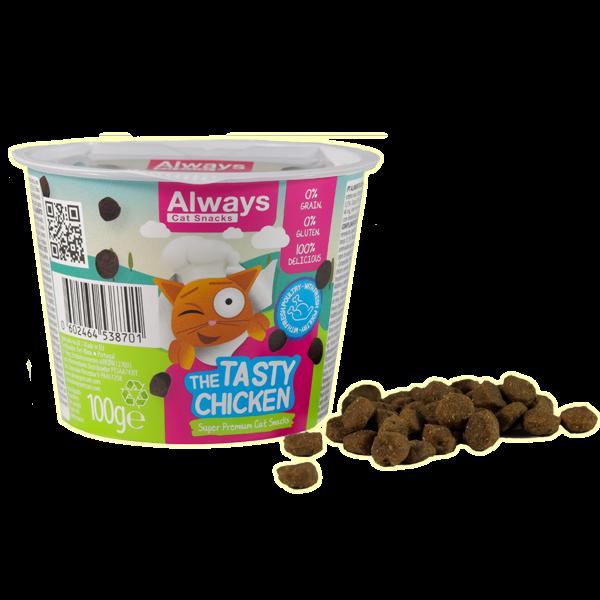 Always Snacks - Tasty Chiken (Grain Free)