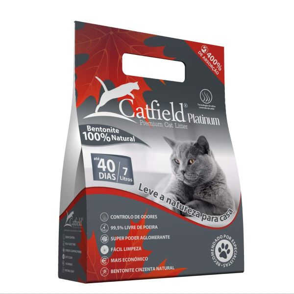 Catfield Canadiana Pó de Talco