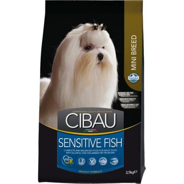 Cibau Sensitive Fish Mini 2,5Kg