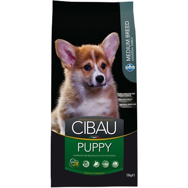 Cibau Puppy Medium-12Kg