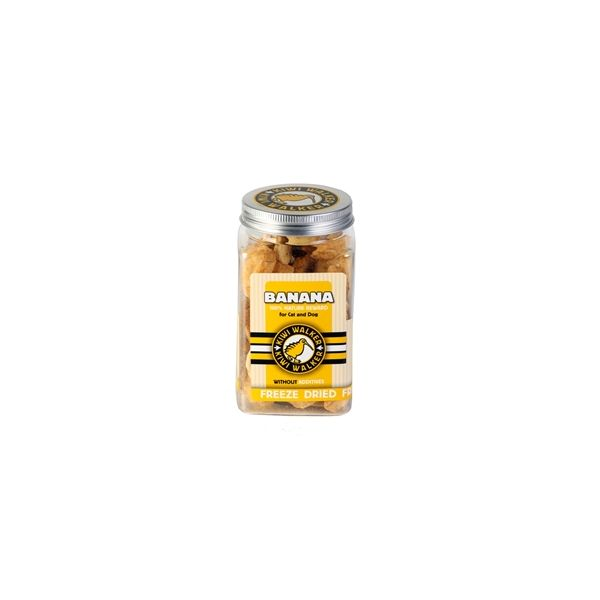 Kiwi Walker - Freeze Dried Snack Banana - Circle (70g)