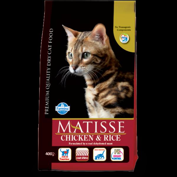 Matisse Chicken & Rice-10Kg