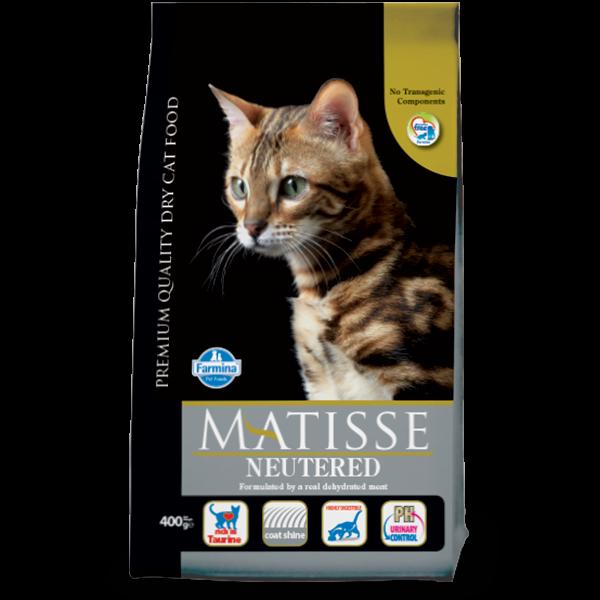 Matisse Neutered-10Kg