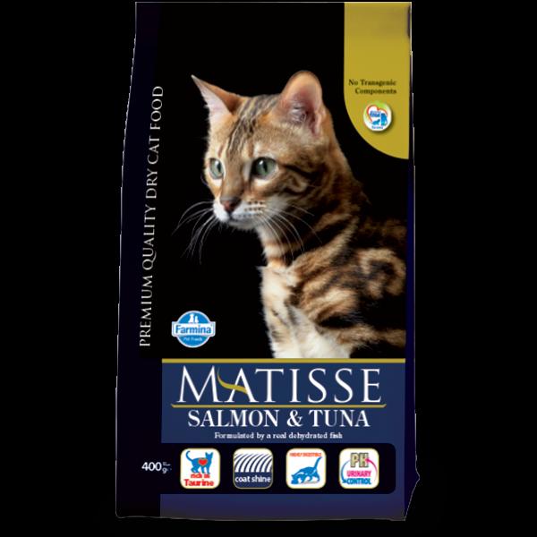 Matisse Salmon & Tuna-10Kg