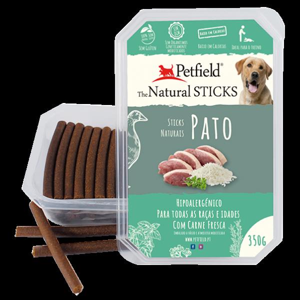 PetField Natural Sticks Duck