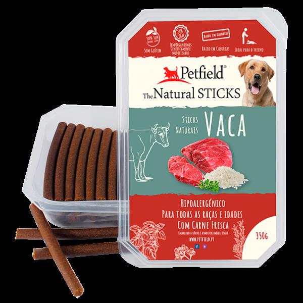 PetField Natural Sticks Beef