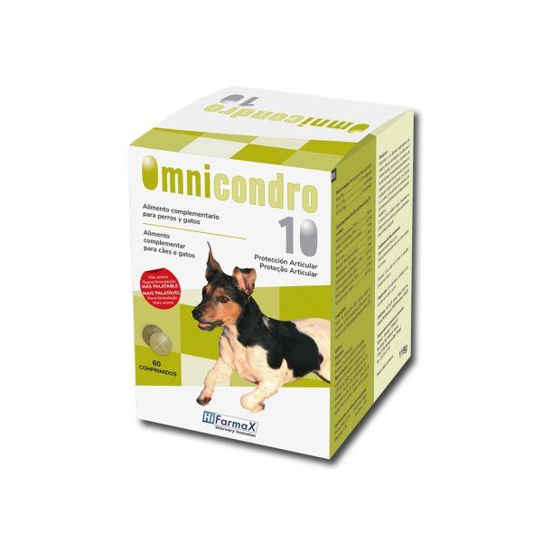 OMNICONDRO 10 kg 60 comprimidos
