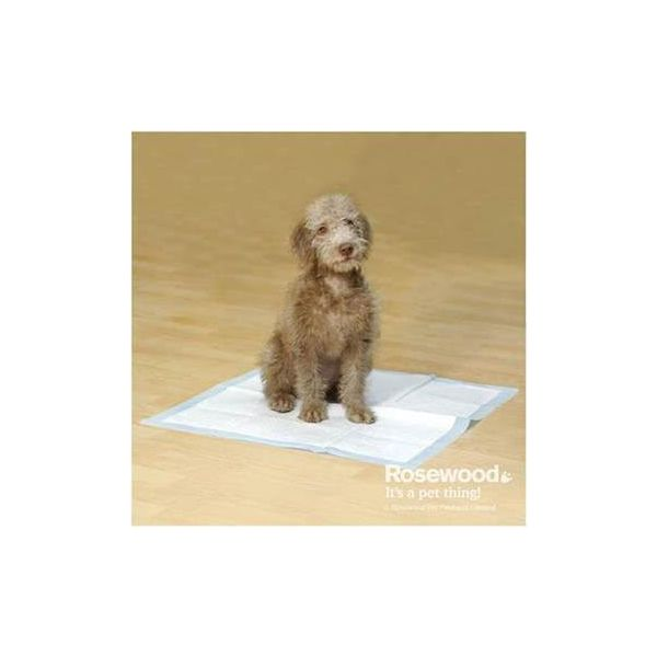 Puppy Pads Rosewood 100 un