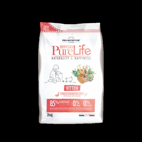 Flatazor Pure Life Grain Free Kitten 2kg