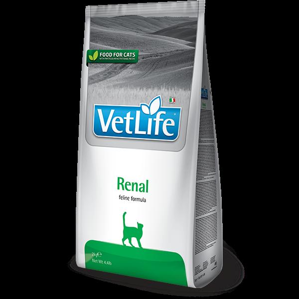 Vet Life Renal Feline -2Kg