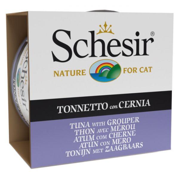 Schesir Atum Com Cherne 85gr