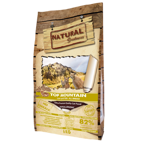 Natural & Greatness Top Mountain-6Kg