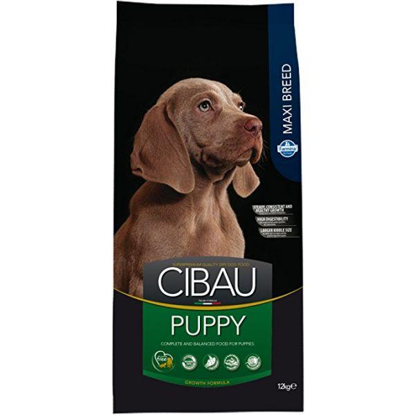 Cibau Puppy Maxi-12Kg