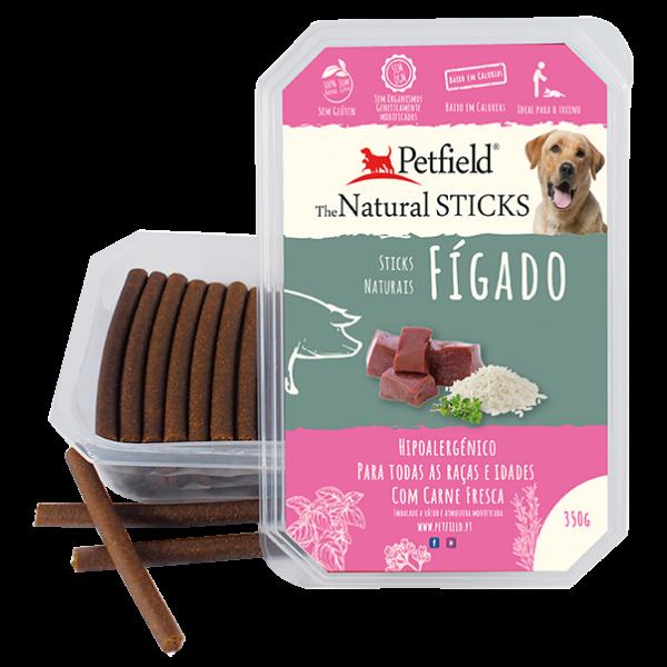 PetField Natural Sticks Liver